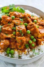 Butter Chicken with coconut milk [paleo]